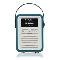 VQ Retro Mini Teal DAB+/FM RADIO