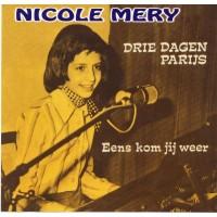 Nicole Mery - Drie Dagen Parijs