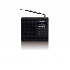Lenco DAB+ / FM Radio / PDR-020 Zwart