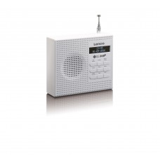 Lenco DAB+ / FM Radio PDR-020 [WIT]