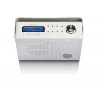 Lenco DAB+ / FM Radio PDR-030 Wit