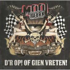 Mooi Wark - D'r Op Of Gien Vreten - LP