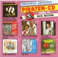 ORIGINELE ARTIESTEN PIRATEN CD DEEL 21