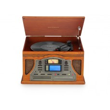 RMC430 Music Center with CD burner 7 in 1 Platenspeler