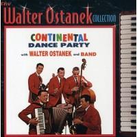 Walter Ostanek - Continental Dances 1 (CD)