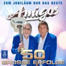Amigos - 50 Grosse Erfolge - 3CD