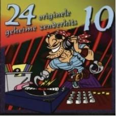 24 Originele Geheime Zenderhits 10 - 2CD