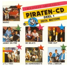 Originele Artiesten Piraten CD Deel 01