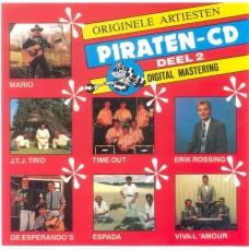 Originele Artiesten Piraten CD Deel 02