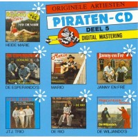 Originele Artiesten Piraten CD Deel 05