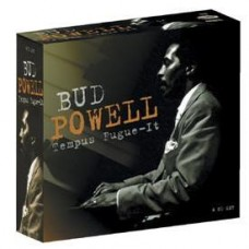 Bud Powell - Tempus Fugue-It 4 Cd Box