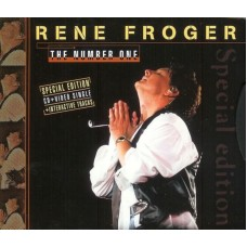 Rene Froger - The Number One - Special Edition