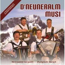 D' Neuneralm Musi - Vertraumte Bergwelt