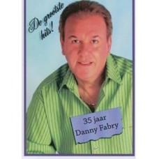 35 Jaar Danny Fabry - De Grootste Hits - Dvd