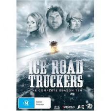 Ice Road Truckers - Het Complete Seizoen Deel 10