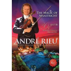 Andre Rieu - The Magic Of Maastricht: 30 Years Of Rieu