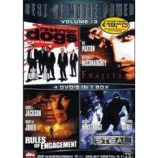 Best Of Moviepower - Volume 3 (4DVD)