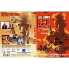 Red Scorpion DVD