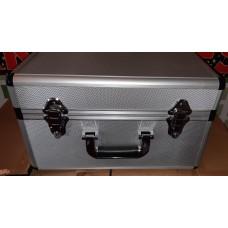 Aluminium Single Koffer voor 300 singles