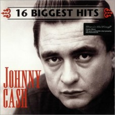 Johnny Cash - 16 Biggest Hits -LP