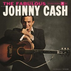 The Fabulous Johnny Cash - LP