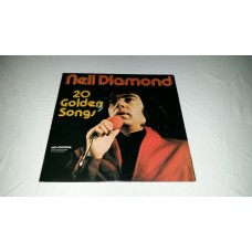 LP NEIL DIAMOND - 20 GOLDEN SONGS