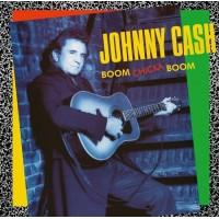 LP – Johnny Cash – Boom Chicka Boom