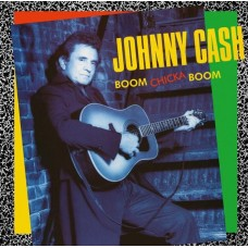 LP – Johnny Cash – Boom Chicka Boom