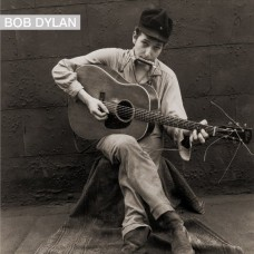 Bob Dylan - The First Album - Blauw Vinyl - Special Limited Edition 2LP