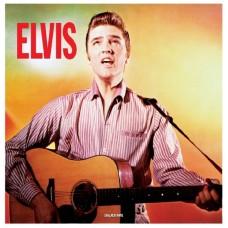 Elvis - Rood Vinyl