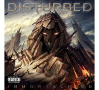 LP - Disturbed - Immortalized
