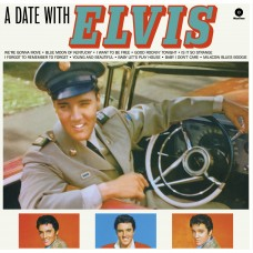 LP - A Date With Elvis Presley