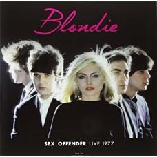 Blondie - Live At Old Waldorf '77 {LP}