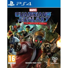 Guardians of the Galaxy - The Telltale Series PS4
