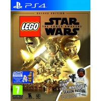 LEGO Star Wars The Force Awakens - Limited Edition - PS4