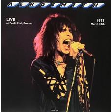 AEROSMITH - LIVE AT PAUL'S MALL '73 - LP