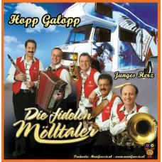 Die Fidelen Mölltaler - Hopp Galopp