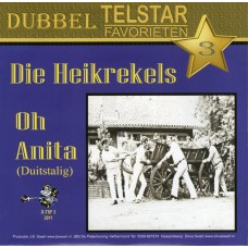Dubbel Telstar Favorieten Deel 3 - Margriet Wim En De Heikrekels