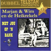 Dubbel Telstar Favorieten Deel 6 -  Marjan en Wim en de Heikrekels - Wim en Margriet en de Heikrekels