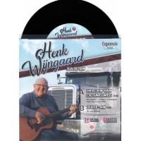Henk Wijngaard - Helden Van De Snelweg - Zwart Vinyl