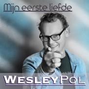 7' vinyl Wesley Pol - Mijn Eerste Liefde