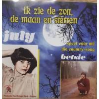 Betsie - Speel Voor Mij Die Country Song / July - Ik Zie De Zon De Maan En Sterren