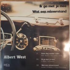 Albert West - Geen Dag Zonder Radio