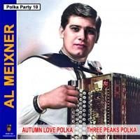 Al Meixner – Autumn Love Polka / Three Peaks Polka – Polka Party Deel 10