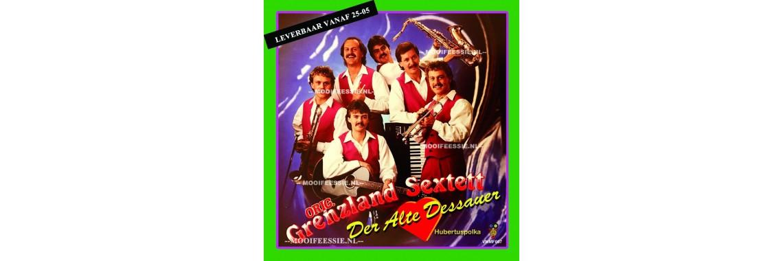 Vinyl – Orig. Grenzland Sextett – Der Alte Dessaue
