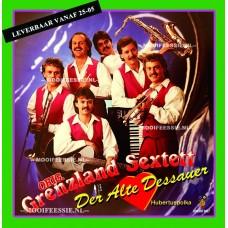 Vinyl – Orig. Grenzland Sextett – Der Alte Dessauer / Hubertus polka – Deel 7
