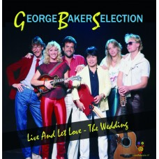 7″ George Baker Selection- Live and let love / The Wedding – 2019