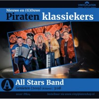All Stars Band - Belinda Kinnaer - Piraten Klassiekers deel 4