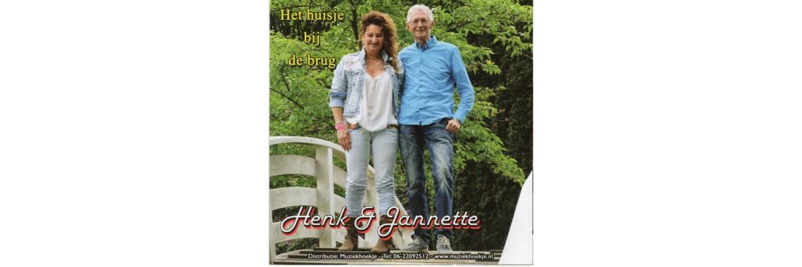 Henk en Jannette - Huisje Bij De Brug