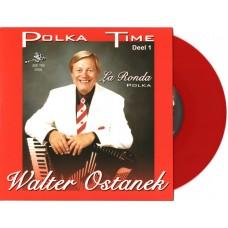 Polka Time Deel 1 - Walter Ostanek - La Ronda [Rood Vinyl]